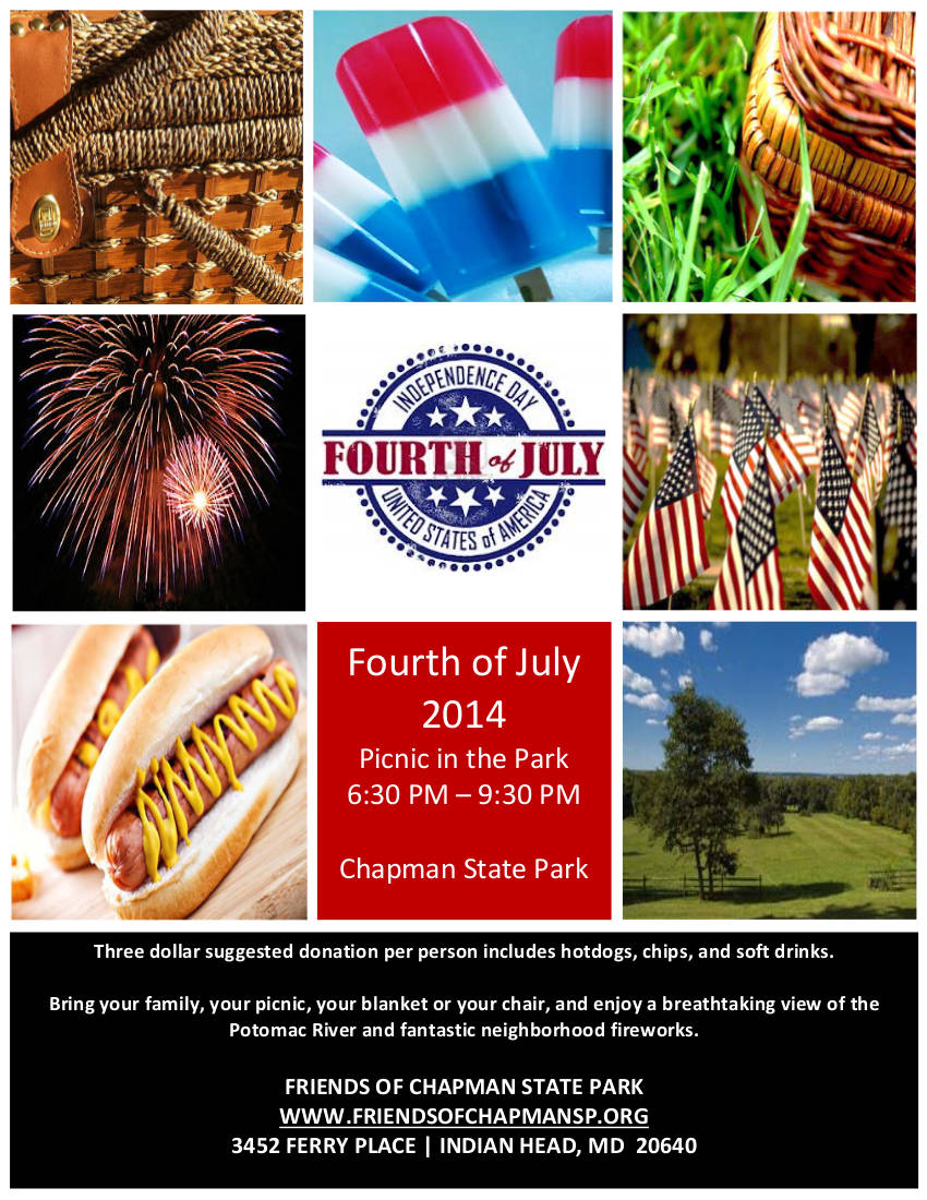 2014 4th of July Flyer